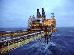 BP oil production