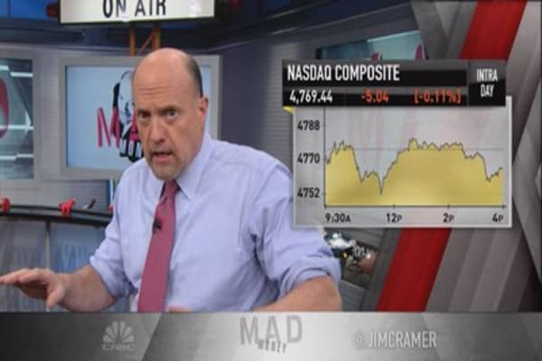 Cramer: Competition hurting Google