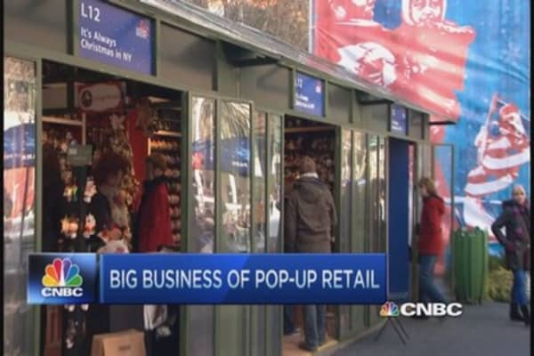 Big Business of Pop-up Retailers