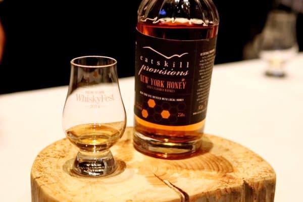 New York Honey whisky