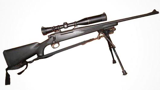 Remington Model 700.