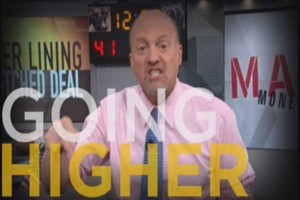 Cramer: This stock makes the perfect Xmas gift