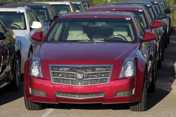 Auto milestone: Pricey car sales soar