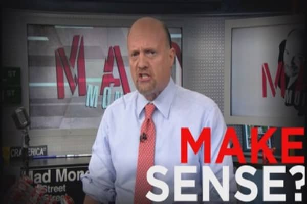 Cramer: 3 Stocks with long-term potential
