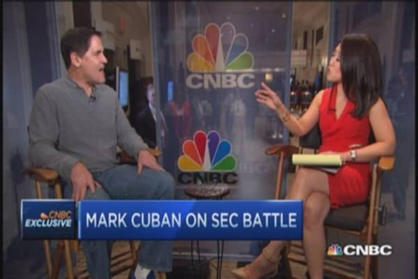 Cuban: Alibaba should not have been allowed to list in US