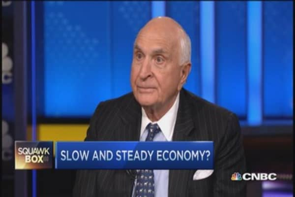 Why Langone expects 'tepid' 2015 recovery