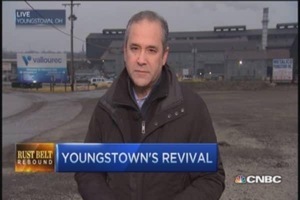 Youngstown's rust belt rebound