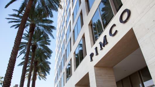 PIMCO headquarters in Newport Beach, California