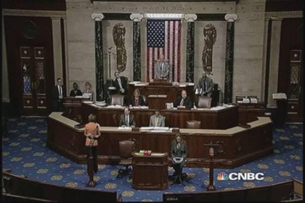 Congress averts government shutdown