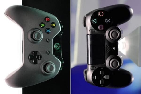 Console Wars: PS4 and Microsoft's Xbox fight to dominate sales