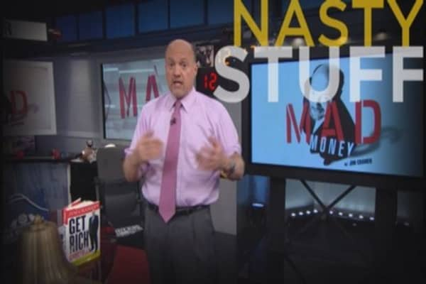 Cramer: How you'll know oil's bottomed