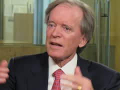 Bill Gross during CNBC