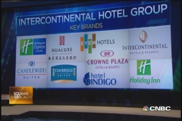 IHG acquires Kimpton in $430 million deal