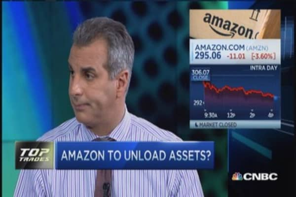 Amazon spinoff in the cards?
