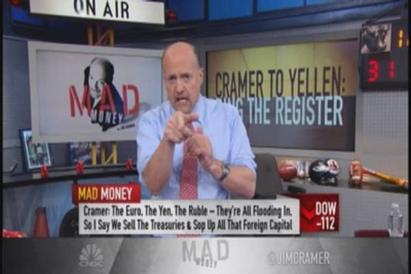 Cramer: What the world needs now