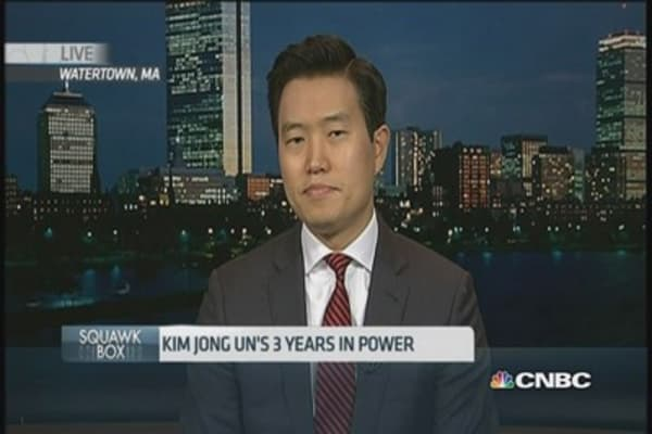 North Korea marks 3 years since Kim Jong-il's death