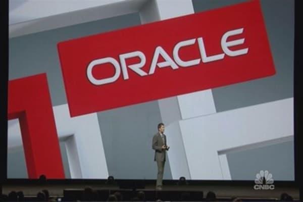 Oracle's main headwinds