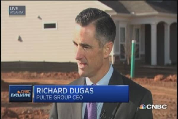 Pulte's 2015 housing strategy