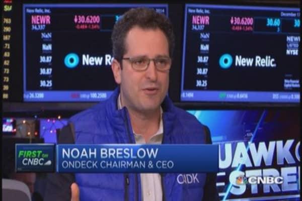 OnDeck CEO: Pioneering small biz lending