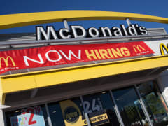 McDonald's jobs hiring
