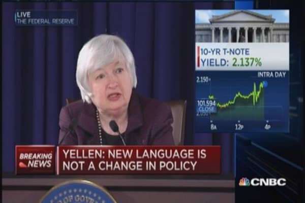 Yellen surprised by weak housing recovery