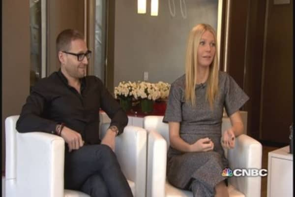 Gwyneth Paltrow the entrepreneur