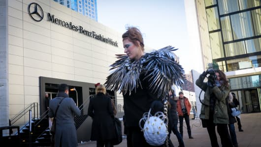 MBFW is moving from Lincoln Center.