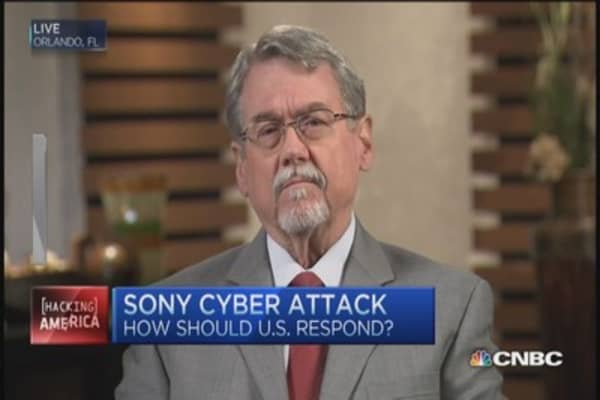 Sony hack points to North Korea: Expert