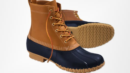 Women's Bean Boots by LL Bean