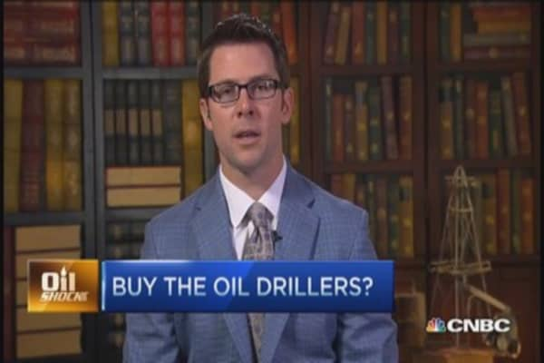 Pro: About 20% pullback in oil driller budgets