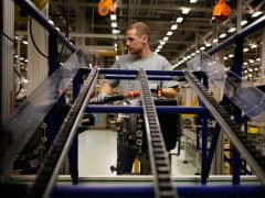 Tipton Transmission Plant manufact