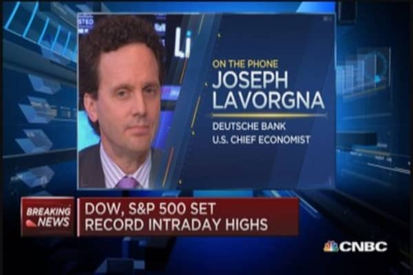 US economy shaping up for boom: LaVorgna
