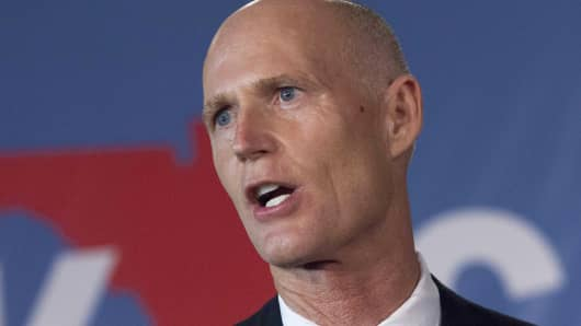 Florida Gov. Rick Scott