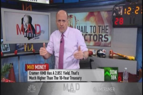 Cramer: Perfect stock for 18k