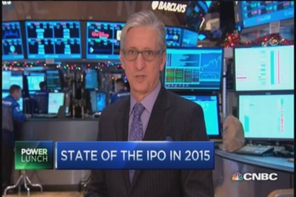 Pisani: 2015 Year of the IPO ... again