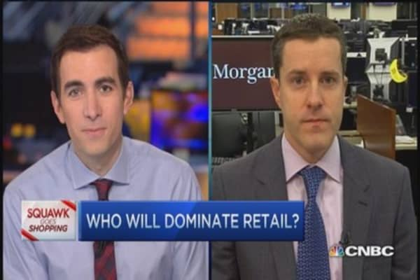 Top retail picks for 2015