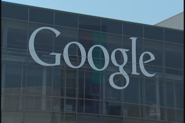 China blocks access to Google's Gmail