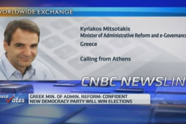 Syriza on a 'collision course' with Europe?