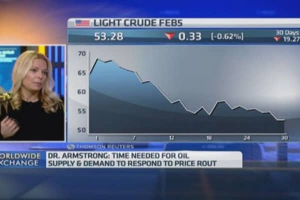 Oil volatility is going to persist: CEO