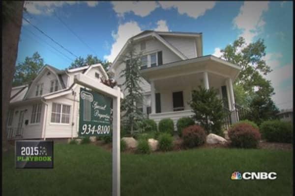 Surveying real estate landscape in 2015