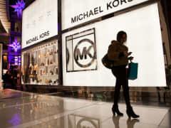 Michael Kors retail store