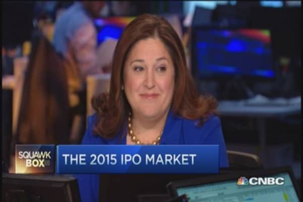 2015 great year for IPOs: Expert