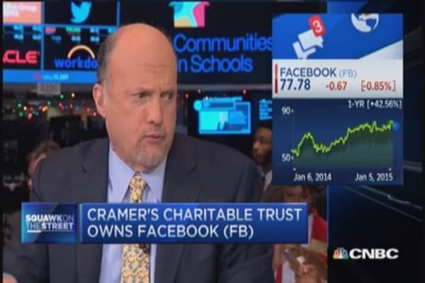 Cramer's new Twitter resolution