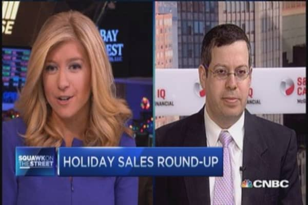 Analyst's view: Sell Sears, Kohl's & Target
