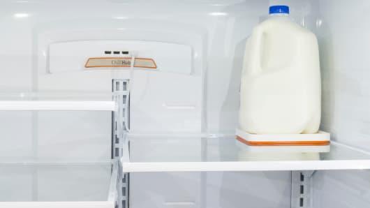 FirstBuild ChillHub refrigerator