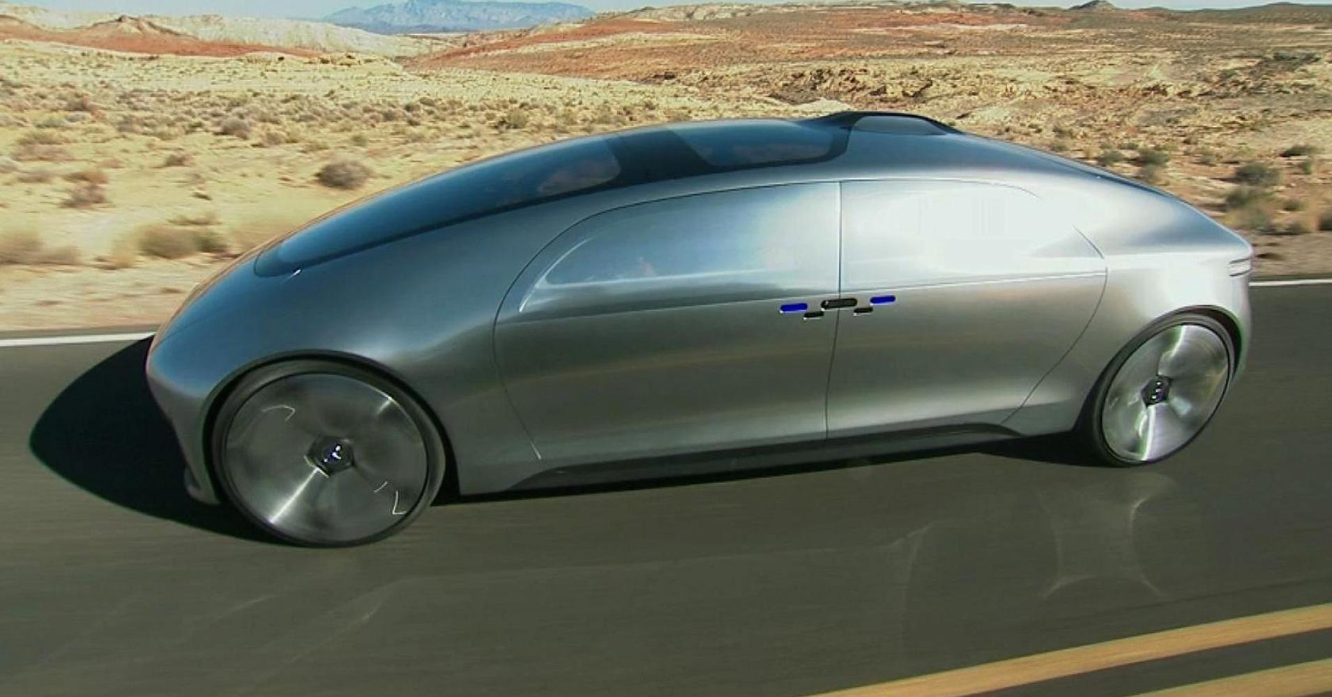 Mercedes f 015 the future of autonomous cars for Mercedes benz retail careers