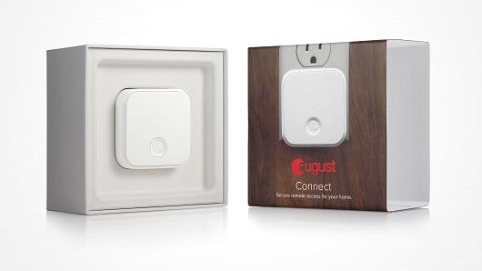 Connect August Smart Lock
