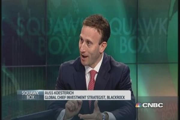 'Lower oil prices are pro-cyclical': Blackrock