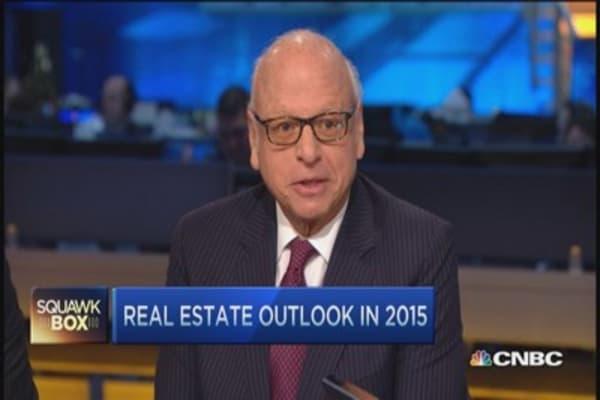 NYC's real estate skyrockets