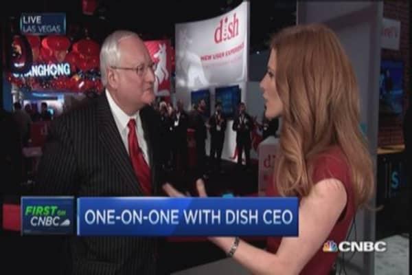 Dish CEO: 'Sling' won't cannibalize core biz